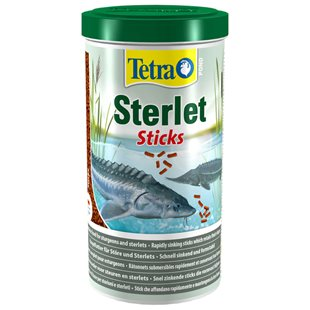 Tetra Pond Sterlet Sticks - Störfoder - 1000 ml