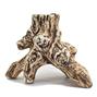 Trädrot Keramik - 18x23,5x16 cm