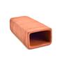 Malgrotta - Rektangel - 9x4,5x2,5 cm