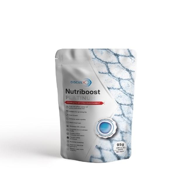 DiscusX Nutriboost Platinum - Fodertillskott - 95 g