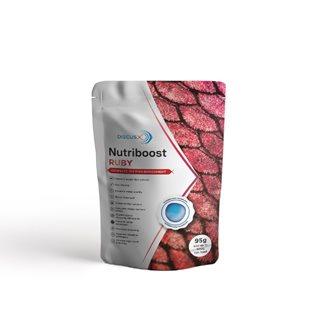 DiscusX Nutriboost Ruby - Fodertillskott - 95 g
