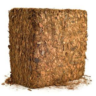 Poosa Coco Husk Bedding - Block - 4,5 kg
