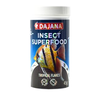 Dajana Insect Superfood - Tropical Flakes - 250 ml
