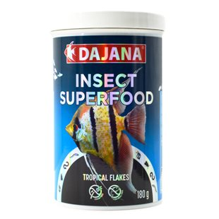Dajana Insect Superfood - Tropical Flakes - 1000 ml