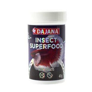 Dajana Insect Superfood - Betta pellets - 100 ml