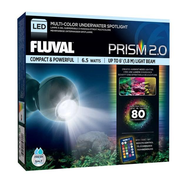 Fluval Prism 2.0 LED - Undervattenslampa - 6,5 W