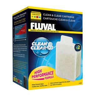 Fluval U-serie Clean & Clear - Filterkassett