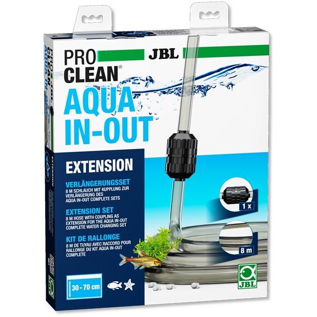 JBL ProClean Aqua In-Out - Förlängningsslang