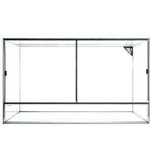 Zqare - Helglasterrarium - 120x75x70 cm