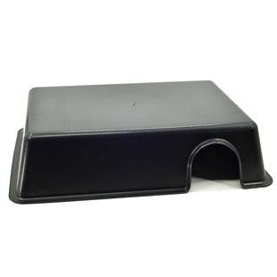 Habistat - Reptilgrotta i plast - L - 33x22x8 cm