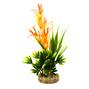 Plastväxt - Fiesta Aqua Bush - Röd - 24 cm