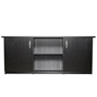 Akvariebord - Svart - 150x60x60