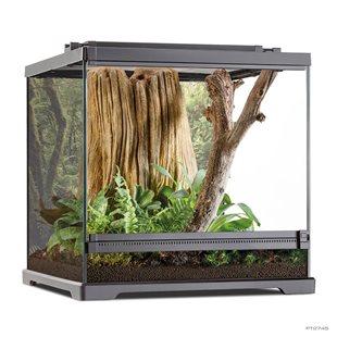Exo Terra Dart Frog Terrarium - 45x45x45 cm