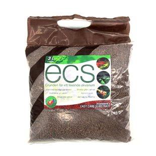 ECS - Easy Care Substrate - Bottensubstrat - 3L