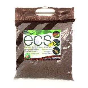 ECS - Easy Care Substrate Nano - Bottensubstrat - 3L