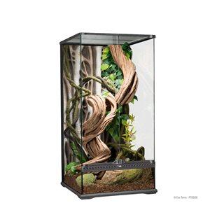 Exo Terra Small X-tall - Terrarium - 45x45x90 cm
