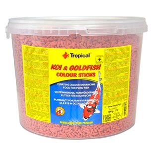 Tropical Koi & Goldfish Colour Sticks - 11 L / 900 g