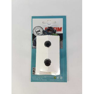 Eheim sugkopp med clips 12/16mm 2 st