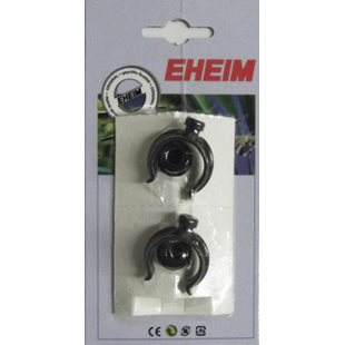 Eheim Sugkopp med clips - 19/27 mm - 2-pack