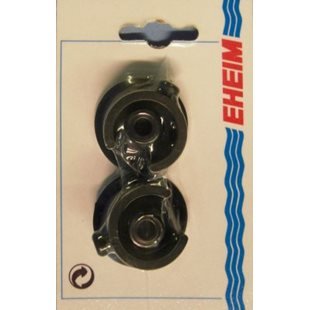 Eheim Sugkopp med clips - 25/34 mm - 2-pack