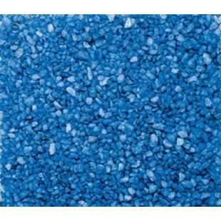 Eurosand - Akvariegrus - 2-3 mm - Blå - 2 Kg
