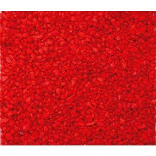 Eurosand - Akvariegrus - 2-3 mm - Röd - 2 Kg