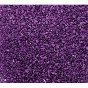 Eurosand - Akvariegrus - 2-3 mm - Violett - 2 Kg