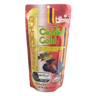 Hikari Cichlid Gold Medium Pellet - 250 g