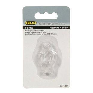 Glo Clips till T5-lysrör - 2-pack