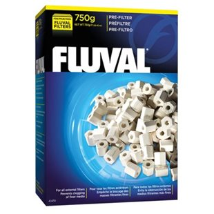 Fluval - Keramikrör - 750 gr