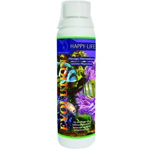 Happy-Life - Flytande filtermedium - 250 ml