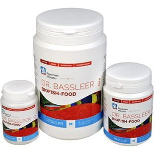 Dr Bassleer Biofish Food - Regular - L - 150 g