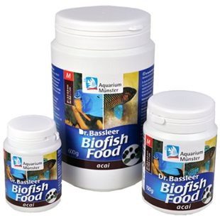 Dr Bassleer Biofish Food - Acai - XL - 170 g
