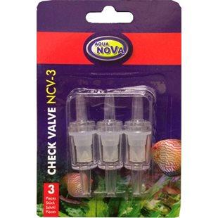Aqua Nova - Backventil - 4/6 - 3-pack