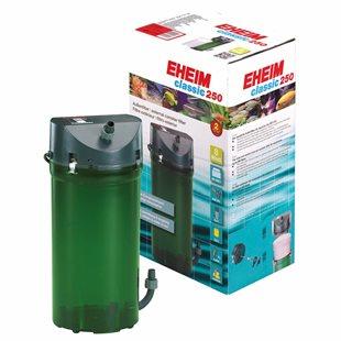 Eheim Classic 250 / 2213 - Ytterfilter m. filtermatta