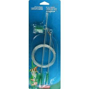 Zolux - Rengöringsborstar - 3-Pack
