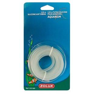 Zolux - Silikon Slang 4/6 mm -  2,5 m