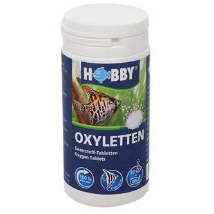Hobby - Oxyletten - 80 st syretabletter