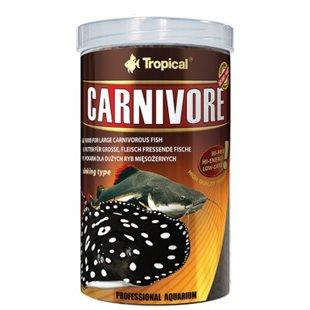 Tropical Carnivore - 1000 ml - Fiskfoder