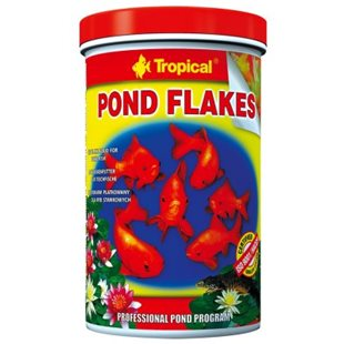Tropical - Pond Flakes - 1000 ml / 145 g