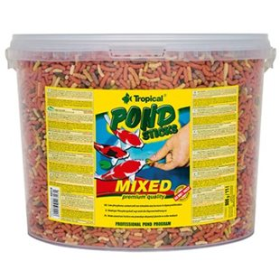 Tropical - Pond Mixed Sticks - 11L / 900 g