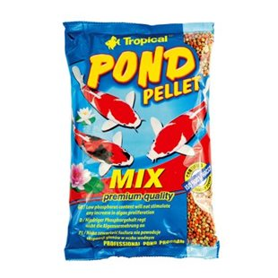 Tropical - Pond Pellet Mix - 1000 ml/130G