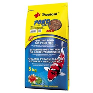 Tropical - Pond Pellet - Mix - 5 kg