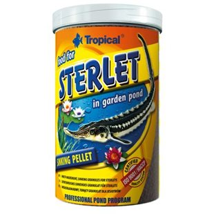 Tropical - Stör Granulat - 1000 ml/650G