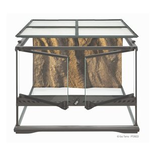 Exo Terra Small Low - Terrarium - 45x45x30