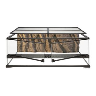 Exo Terra Large Low - Terrarium - 90x45x30