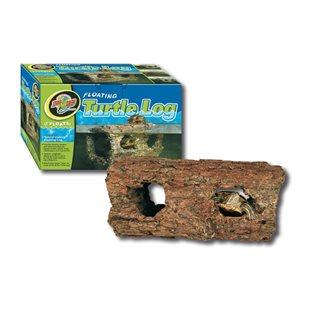 Zoo Med Turtle Log - Flytande stock