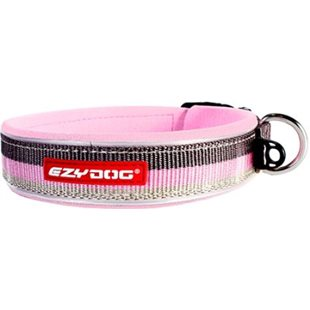 EzyDog Neo M - Candy - Hundhalsband 39-44 cm