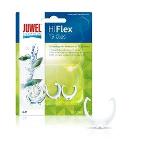 Juwel HiFlex Reflektor Clips - 4 st - T5