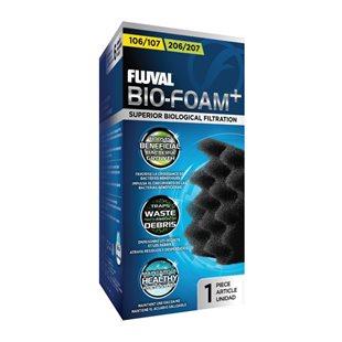 Fluval 104-107/204-207 - Biofoam - Filtermatta
